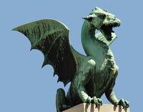 дракон Стоковые Фото