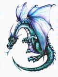 дракон Стоковое фото RF