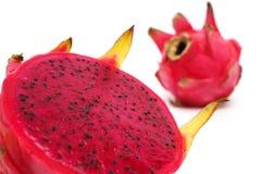 дракон fruits красный цвет Стоковое фото RF