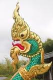Дракон Naka тайский Стоковое Изображение