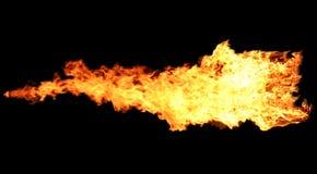 дракон s дыхания Стоковые Фотографии RF
