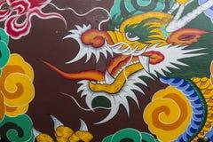 Дракон Sungnyemun Стоковая Фотография RF