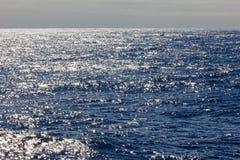 Драматические seascape и отражение, Антарктика Стоковые Фотографии RF