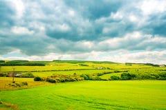драматический scottish ландшафта Стоковое Изображение