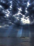 драматическое море Стоковое Изображение RF