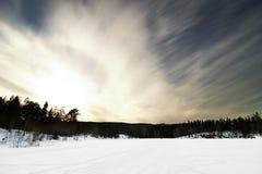драматическое landsacpe Стоковая Фотография RF