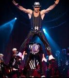 драма танцульки банкета выравнивая венгерское самомоднейшее стоковое изображение