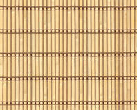 древесина бамбука предпосылки Стоковое Изображение
