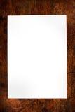 древесина белизны бумаги предпосылки Стоковое Изображение RF