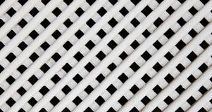 древесина белизны текстуры решетки Стоковое Изображение RF