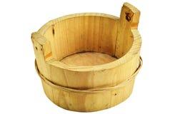 древесина ведра миниая Стоковые Фотографии RF