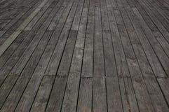 древесина взгляда текстуры перспективы деревянная Стоковое Фото