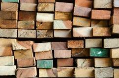 Древесина вырезывания Стоковое Изображение