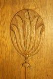 древесина гравировки Стоковые Фото