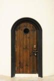 древесина двери старая стоковые изображения