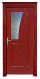 древесина двери Стоковая Фотография