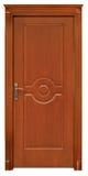 древесина двери Стоковые Фото