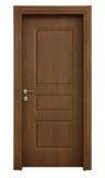 древесина двери стоковые изображения rf
