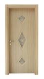 древесина двери Стоковые Фотографии RF