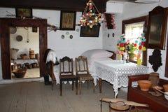 древесина дома старая Стоковая Фотография RF