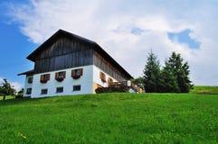 древесина дома Стоковые Фотографии RF