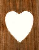 древесина жары Стоковые Фотографии RF