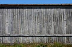 древесина загородки стоковое изображение rf