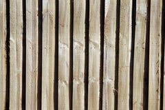 древесина загородки Стоковая Фотография RF