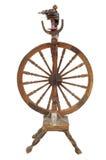 древесина закручивая колеса стоковое фото rf