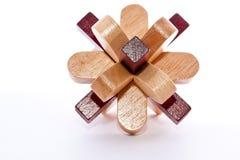 древесина заусенца Стоковое Изображение