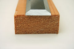 древесина зубила Стоковые Фотографии RF
