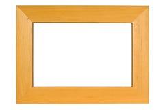 древесина изображения рамки Стоковое фото RF