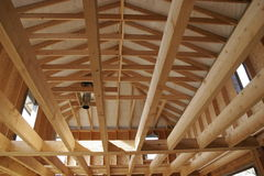 древесина конструкции стоковое изображение rf
