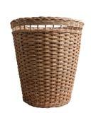 древесина корзины Стоковая Фотография