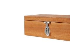 древесина коробки Стоковые Изображения RF