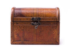 древесина коробки стоковое фото