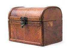 древесина коробки Стоковое фото RF