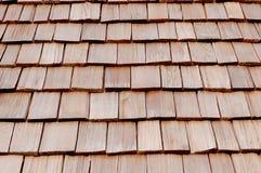 древесина крыши Стоковое фото RF