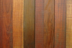 древесина настила Стоковое фото RF