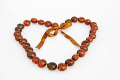 древесина ожерелья стоковые фото