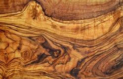 Древесина оливки предпосылки Стоковые Изображения