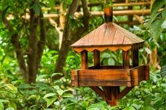 древесина павильона Стоковые Изображения