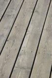 древесина палубы Стоковые Изображения RF