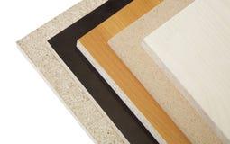 древесина переклейки chipboard Стоковые Изображения RF