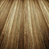 древесина планки перспективы стоковое фото rf