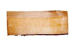древесина планки Стоковое Фото