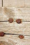 древесина планки Стоковые Изображения RF