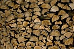 древесина пожара Стоковое фото RF