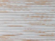 Древесина покрашенная текстурой белая Стоковые Фото