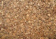 древесина пробочки предпосылки коричневая Стоковая Фотография